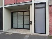 Perforated-Mesh-Door