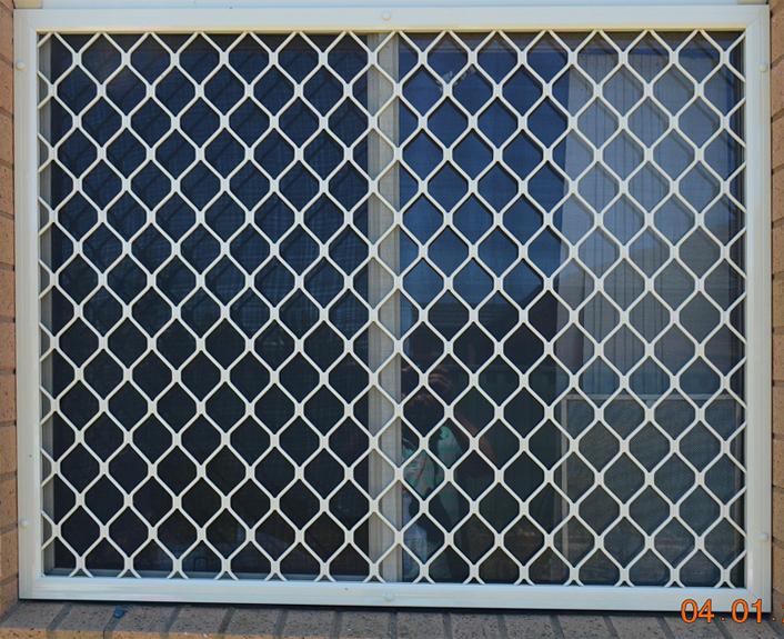Diamond Grille Doors Amp Window Grille Doors Screen Doors