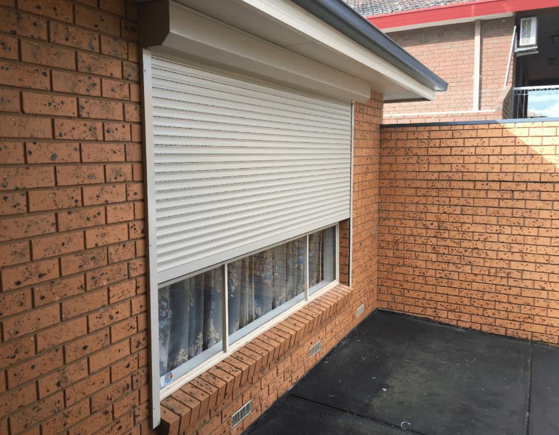 Electric window roller shutter glen waverley - Electric window shutters interior ...