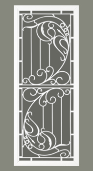 Security Designer Doors ALT11