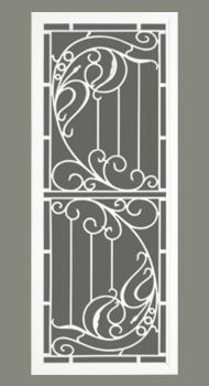 Security Designer Doors ALT12