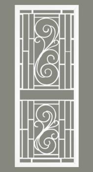 Security Designer Doors ALT18